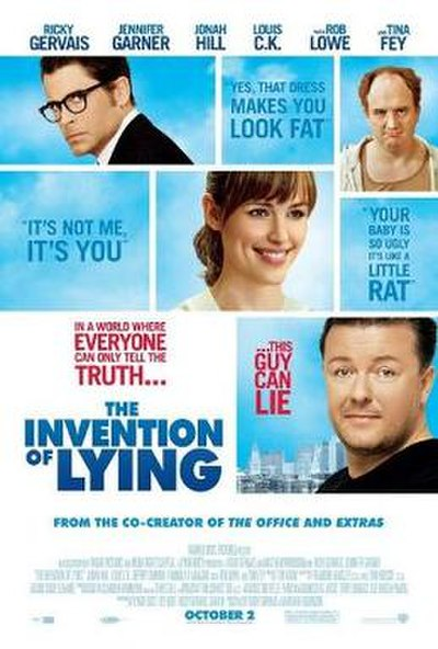 Picture of a movie: The Invention Of Lying