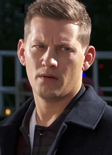 John Paul McQueen Character in Hollyoaks