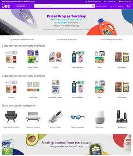 American e-commerce company