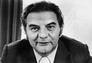 Jimmy Snyder (sports commentator) - Jimmy Snyder in 1971