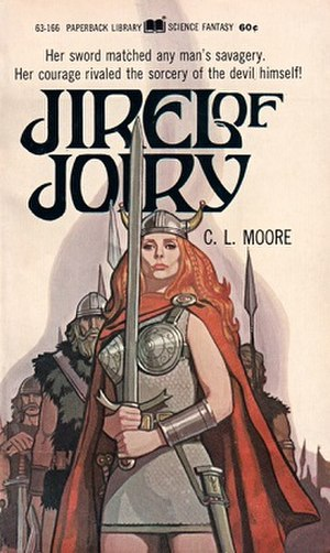 Jirel of Joiry (collection) - First edition cover