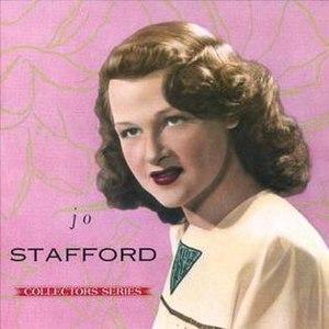 Capitol Collectors Series (Jo Stafford album) - Image: Jo Stafford Capitol Collectors Series