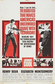 <i>Johnny Cool</i> 1963 film by William Asher