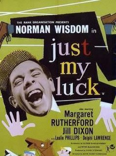 <i>Just My Luck</i> (1957 film)