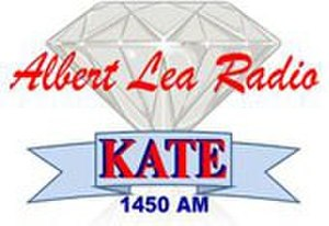 KATE - Image: KATE 1450AM logo