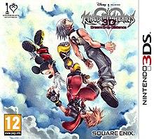 Kingdom Hearts 3D: Dream Drop Distance - Wikipedia