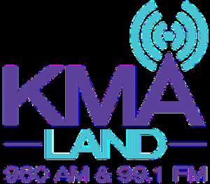 KMA (AM) - Image: KMA KMALAND960 99.1 logo