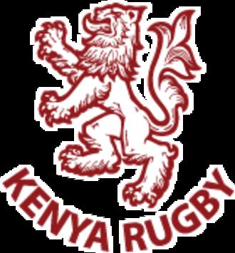 Kenya Rugby Union - Image: Kenya Rugby logo