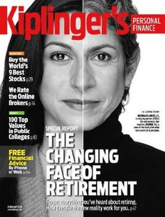 Kiplinger's Personal Finance - Kiplinger's magazine cover (Feb. 2010)