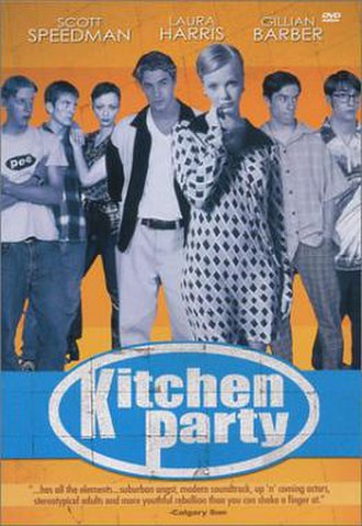 Kitchen Party (film) - Theatrical poster
