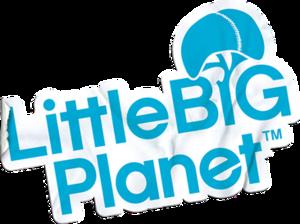 LittleBigPlanet - Series logo