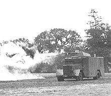 ผลการค้นหารูปภาพสำหรับ Cockatrice armoured car