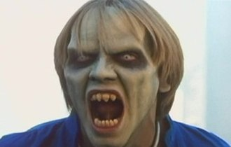 Laserblast - Steve Neill handled the film's makeup effects, including the gradual degeneration of Kim Milford's character.