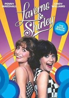 <i>Laverne & Shirley</i> (season 6)