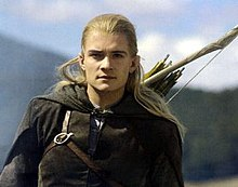 Orlando Bloom Lord Of The Rings Making Faces