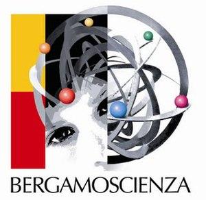BergamoScienza - Image: Logo bergamoscienza