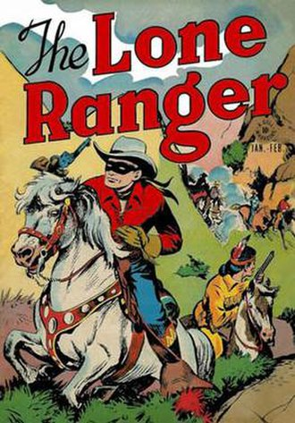 Lone Ranger - Image: Lone ranger 01 dell