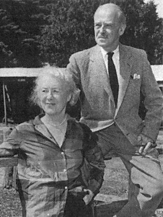Maie Casey, Baroness Casey - The Caseys at Berwick, circa 1963
