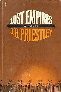 <i>Lost Empires</i> (novel)