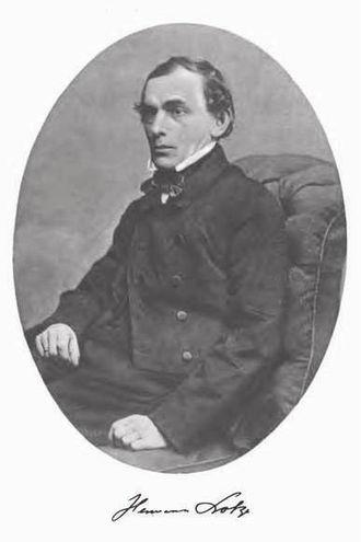 Hermann Lotze - Image: Lotze Falckenberg 1901
