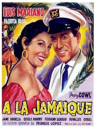 Love in Jamaica - Image: Love in Jamaica