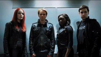 M.I. High - Image: MI High Series 7 Cast