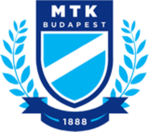 MTK Budapest - Image: MTK (multi sports club logo 2014)