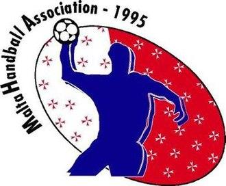 Malta Handball Association - Image: Malta Handball Association logo