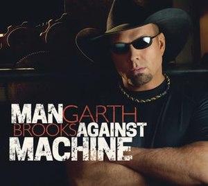 Man Against Machine - Image: Man Against Machine cover