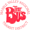 Marble Valley TheBus logo.png