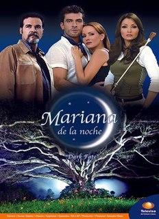 <i>Mariana de la Noche</i> television series