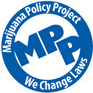 Marijuana Policy Project - Image: Marijuana Policy Project logo