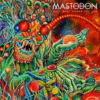 Once More 'Round the Sun - Image: Mastodon once more 'round the sun