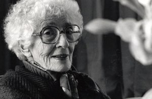 May Sarton - Image: May Sarton