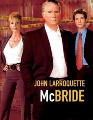 McBride (film series) - Image: Mcbride tvposter