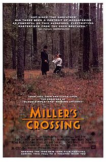 <i>Millers Crossing</i> 1990 film by Coen brothers