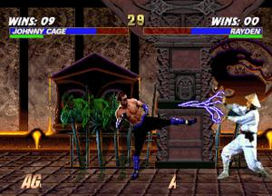 Mortal Kombat Trilogy - Image: Mkt fight