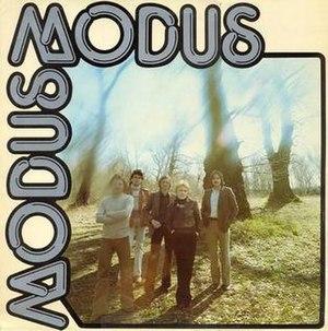 Modus (album) - Image: Modusalbum