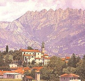 Molteno - Image: Molteno, Lombardy, Italy