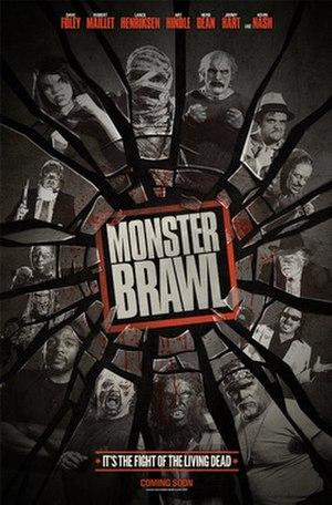 Monster Brawl - Image: Monster Brawl poster
