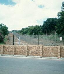 Border barrier Wikipedia