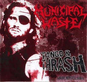 Tango and Thrash - Image: Municipal Waste Tango & Thrash album art