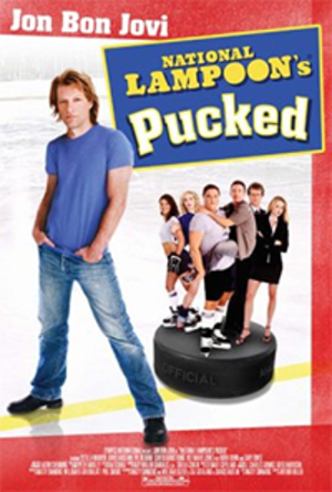 National Lampoon's Pucked - Promotional poster for National Lampoon's Pucked.
