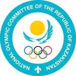 National Olympic Committee of the Republic of Kazakhstan logo