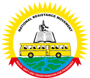 National Resistance Movement - Image: National Resistance Movement (Uganda) logo