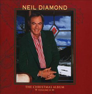 The Christmas Album, Volume II - Image: Neil Diamond The Christmas Album, Volume II