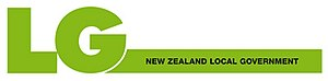 New Zealand Local Government - Image: New Zealand Local Government Magazine Logo