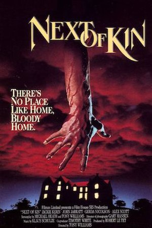 Next of Kin (1982 film) - Theatrical film poster