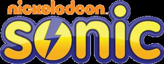 Nickelodeon Sonic - Image: Nickelodeon Sonic logo