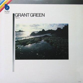 Nigeria (album) - Image: Nigeria Green